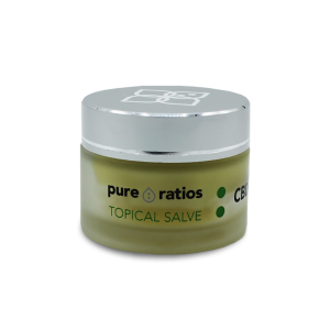 PureRatios-Topical Salve-CBD Hemp
